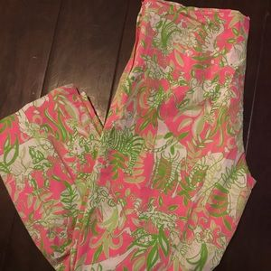 Lilly Pulitzer Capris!